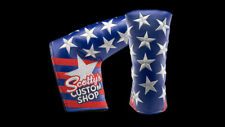 Scotty Cameron Customshop Headcover - Stars & Stripes - Blade