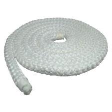 9.5mm Wood Fire Stove & Heater Door Rope Seal – High Density Fibreglass - 2 Mtr