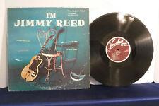 I'm Jimmy Reed, Vee-Jay Records VJLP 1004, Harmonica Blues