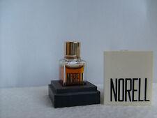 """Miniature REVLON """" Norell""""  ANCIEN coffret RARE"""