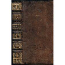 TRAITÉ des PRINCIPES de la FOY CHRÉTIENNE par L'Abbé DUGUET Édit. GUÉRIN 1736 T2