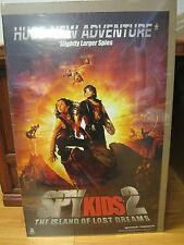 Vintage Spy Kids 2 movie poster Original 2002 208