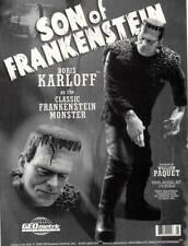 Son of Frankenstein 1/8 Figure Vinyl Model Kit