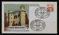 """BRD FDC MN 995 (2) """"Burgen und Schlösser (II)"""" -Schloß Pfaueninsel Berlin-"""