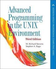 Advanced Programming in the UNIX Environment von W. Richard Stevens und Stephen A. Rago (2013, Taschenbuch)