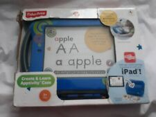 Fisher Price Create & Learn Apptivity Durable Case For iPad w/ Cards