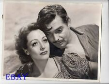 Joan Crawford Clark Gable Strange Cargo VINTAGE Photo
