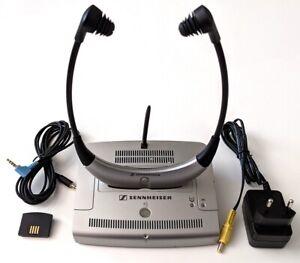 Casque sans fil Wireless headphone SENNHEISER RS 4200 ( TR 4200 + RR 4200 )