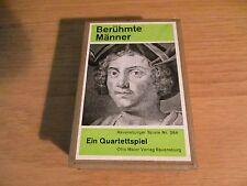Ravensburger Spiele - Quartett - célèbres hommes nr. 264