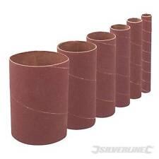 Grana 80 x 114mm Della bobina Sacchettini Set 6 pezzi for Oscillante Mandrino