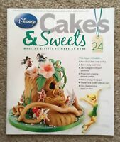 Disney Cakes & Sweets Magazine Issue 24 (MAG ONLY)