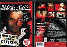 Blood Feast 2 All U Can Eat New DVD From Shriek Show Herschell Gordon Lewis Gore