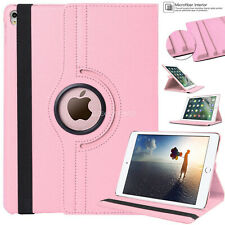 """Rotate Swivel 360 Leather Stand Case Cover Fits Apple iPad 9.7"""" 2 3 4 5 6 Air 2"""