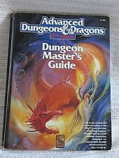 AD&D Advanced Dungeons & Dragons   Dungeon Master's Guide 2nd Ed 1989