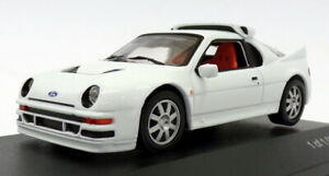 HPI Racing 1/43 Scale Model Car 8058 - 1983 Ford RS200 - White