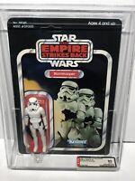 AFA 85 Star Wars 1980 Kenner Stormtrooper ESB 41-back-B (C85 B85 F85) CLEAR NM+