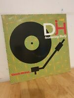 DJ H Feat Stefy Think About 12 Inch Vinyl Dance Record