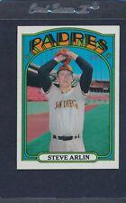 1972 Topps #078 Steve Arlin Padres EX/MT *814