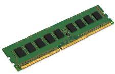 Kingston ValueRAM 2 Go 1x2gb mémoire DDR3 1600MHz PC3-12800 DIMM ordinateur de