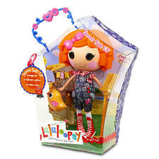LALALOOPSY Sunny Side Up large doll + pet + swing tag + poster BNIB Rare