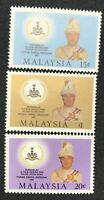 Malaysia #317-319 MNH CV$5.10