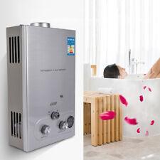 12KW Warmwasserbereiter gas 6L Durchlauferhitzer Warmwasserbereiter Boiler