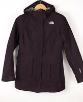 The North Face Femme Hyvent Parka Veste Imperméable TAILLE S BBZ499