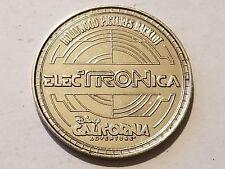 Tron - Flynn's Arcade Token Disney's California Adventure, Hollywood Pictures