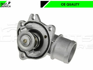 FOR JEEP CHRYSLER 3.0 DIESEL CRD ENGINE COOLING COOLANT THERMOSTAT inc HOUSING