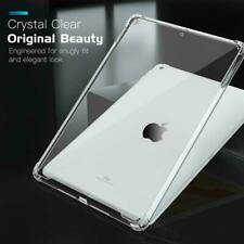 Rubber Thin Case TPU For iPad 7 Gen 10.2 inch Silicone Protective Clear Cover