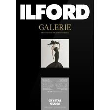 """ILFORD GALERIE CRYSTAL GLOSS 290 GSM 4X6"""" 10.2CM X 15.2CM 50 SHEETS"""