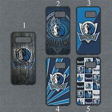 Dallas Mavericks Phone Case For Samsung Galaxy S21 S20 S10 S9 Note 20 10 9 Cover