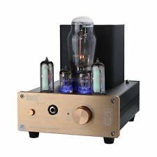 Class A Vacuum Tube Headphone Amplifier USB DAC HiFi Desktop Stereo Audio Preamp