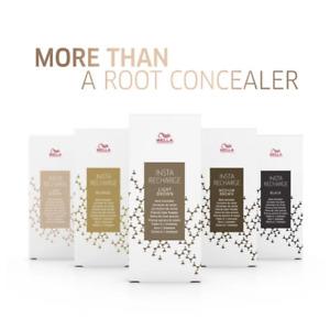 Wella Insta Recharge Root Concealer Powder 2.1g - Medium Brown