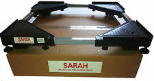SARAH Adjustable Refrigerator & Top Load  Automatic Washing Machine Trolley