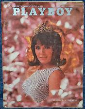 "Magazine PLAYBOY August 1967 !!! LISA BAKER-PMOY !!! ""DEDE LIND-CENTERFOLD"""