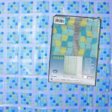 Transparente Duschvorhänge mit