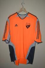 Retro 2004 Adidas F.C.G. 27 Lich-Steinstraß Orange Football Shirt Uk Large Mens