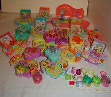 Huge Lot of LITTLEST PET SHOP Mini Playsets & More LPS