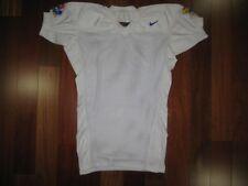 1999 Authentic Kansas Jayhawks FOOTBALL NCAA jersey 50 NIKE On-Field Vintage