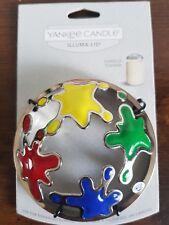 Yankee candle wax works illuma lid FREE P&P