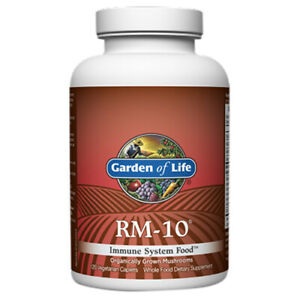 RM-10 120 Caplets  by Garden of Life