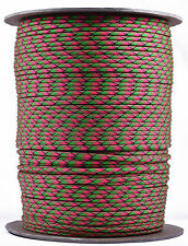 Watermelon - 550 Paracord Rope 7 strand Parachute Cord - 1000 Foot Spool