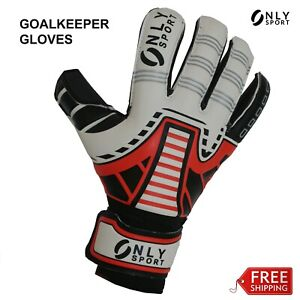 Goalkeeper Gloves finger savers latex protective adults youth