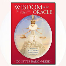 Wisdom of the Oracle Divination Cards Ask and Know by Colette Baron-Reid NEW