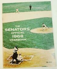 1968 Chicago White Sox Baseball Official Yearbook EX-MT