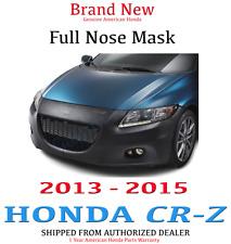 Genuine OEM Honda CR-Z Full Nose Mask 2013 - 2015 CRZ    (08P35-SZT-100A)
