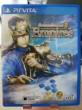 PS Vita - Dynasty Warriors 8 Empires (R3/Asia/English/Used)