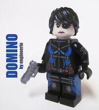 LEGO Custom -- Domino Classic X-Men -- Marvel Super heroes deadpool cable
