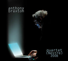ANTHONY BRAXTON «Quartet (Mestre) 2008 Caligola 2135